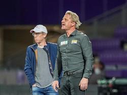 Der aktuelle Austria-Trainer und sein baldiger Nachfolger?