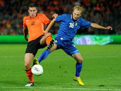 Niederlande weiter souverän
