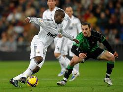 Lass Diarra jugó en el Real Madrid entre 2009 y 2012. (Foto: Getty)