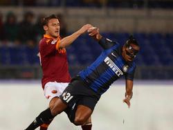 Aushilfsverteidiger Totti