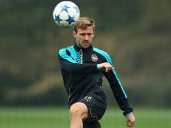 El jugador del Arsenal se unirá a la selección española este viernes. (Foto: Getty)