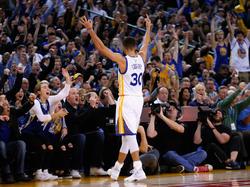 Stephen Curry mit siebten Karriere-Triple-Double