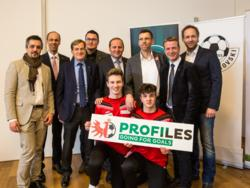 Profiles – going for goals