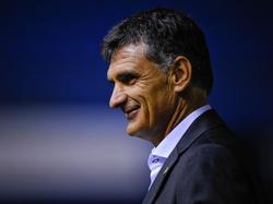El entrenador del Eibar José Luis Mendilibar. (Foto: Getty)