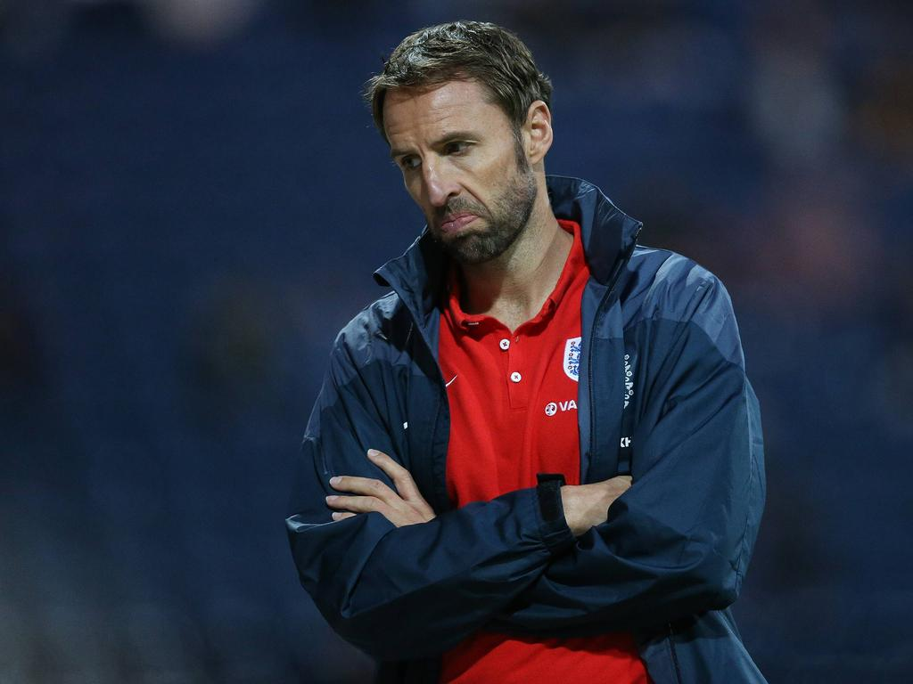 EURO » News » Southgate out of England manager contention - reports