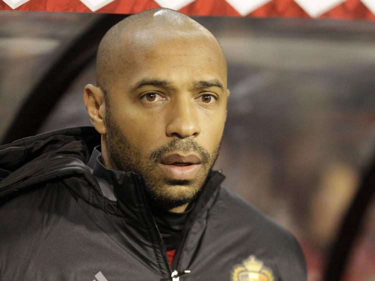 Henry es ayudante del seleccionador belga, Roberto Martínez. (Foto: Imago)