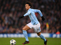 Einer der Top-Spieler von Manchester City: Leroy Sané
