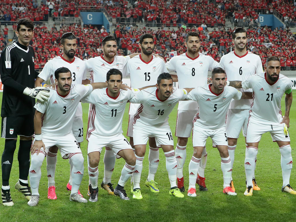 Iran Nationalmannschaft