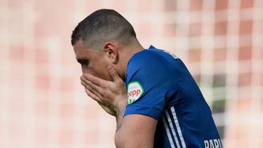 Kyriakos Papadopoulos wird mehrere Monate verletzt ausfallen