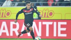 Der FC Ingolstadt hofft auf eine Verbleib von Dario Lezcano