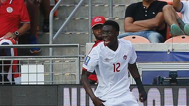 Der kanadische Nationalspieler Davies geht noch in der MLS auf Torejagd