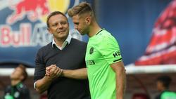 André Breitenreiter kann sich Niclas Füllkrug gut im DFB-Team vorstellen