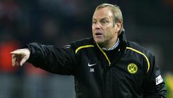 Jürgen Röber ist aktuell Sportdirektor in Mouscron