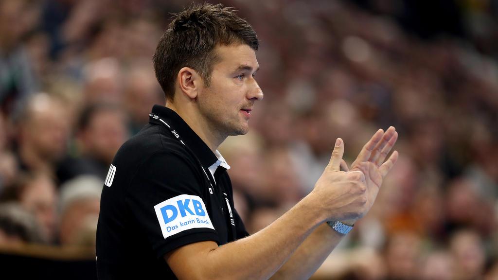 Christian Prokop verzichtet bei der Handball-WM auf Tobias Reichmann