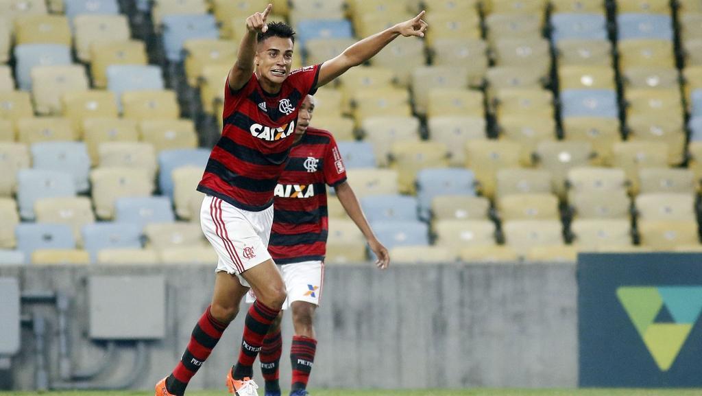 Reinier deja el Brasileirao para ir a la LaLiga.