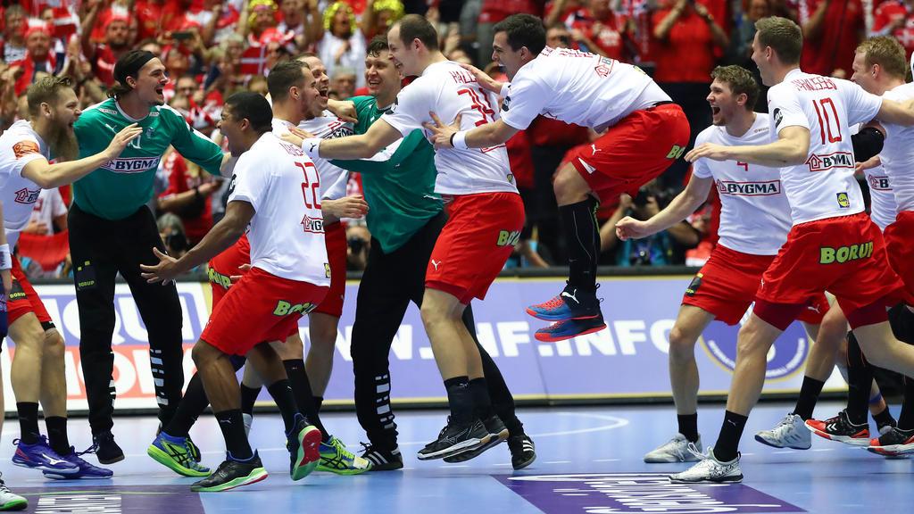 Dänemark hat sich den WM-Titel im eigenen Land gesichert