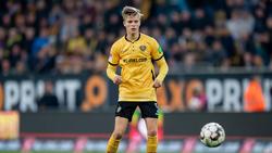 Dzenis Burnic ist vom BVB an Dynamo Dresden ausgeliehen
