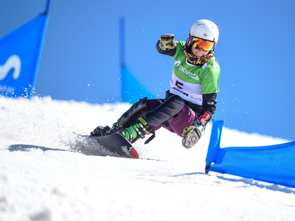 Ramona Hofmeister und Stefan Baumeister haben den Sieg in Österreich knapp verpasst