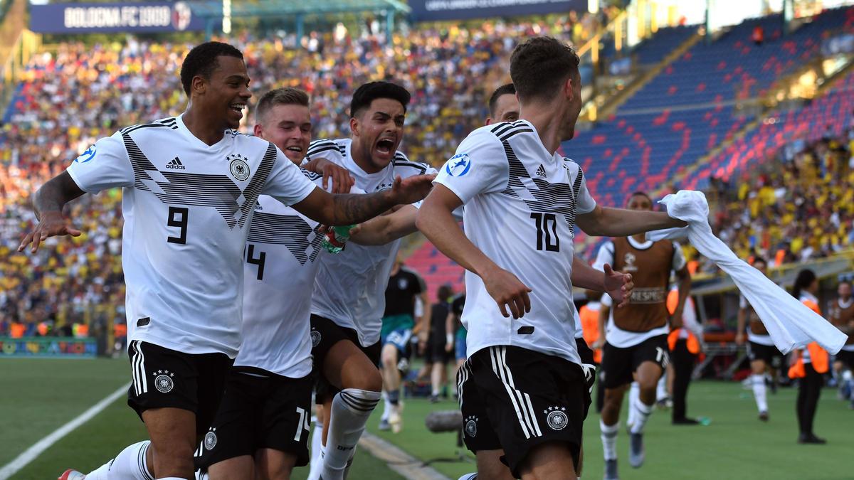 Das DFB-Team will sich zum U21-Europameister krönen