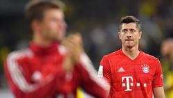 Fordert erneut Verstärkung für den Kader von Bayern München: Robert Lewandowski