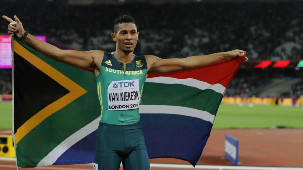 Wayde van Niekerk sagt WM-Start ab