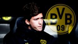 Leonardo Balerdi spielt bislang keine Rolle beim BVB