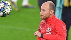 Benedikt Höwedes tritt mit Moskau gegen Leverkusen an