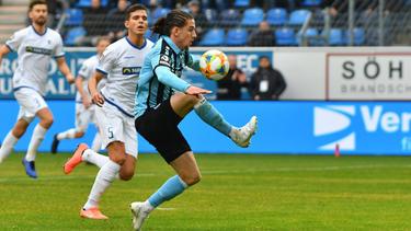 Mannheim kam gegen den FCM nicht über ein Remis hinaus