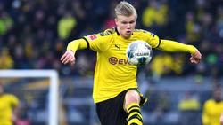 Erling Haaland hat das Interesse der europäischen Fußball-Elite geweckt