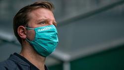 Florian Kohfeldt siegte am Samstag mit Werder in Freiburg