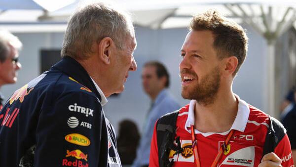 Helmut Marko wünscht Sebastian Vettel, dass er sein Können zeigen kann