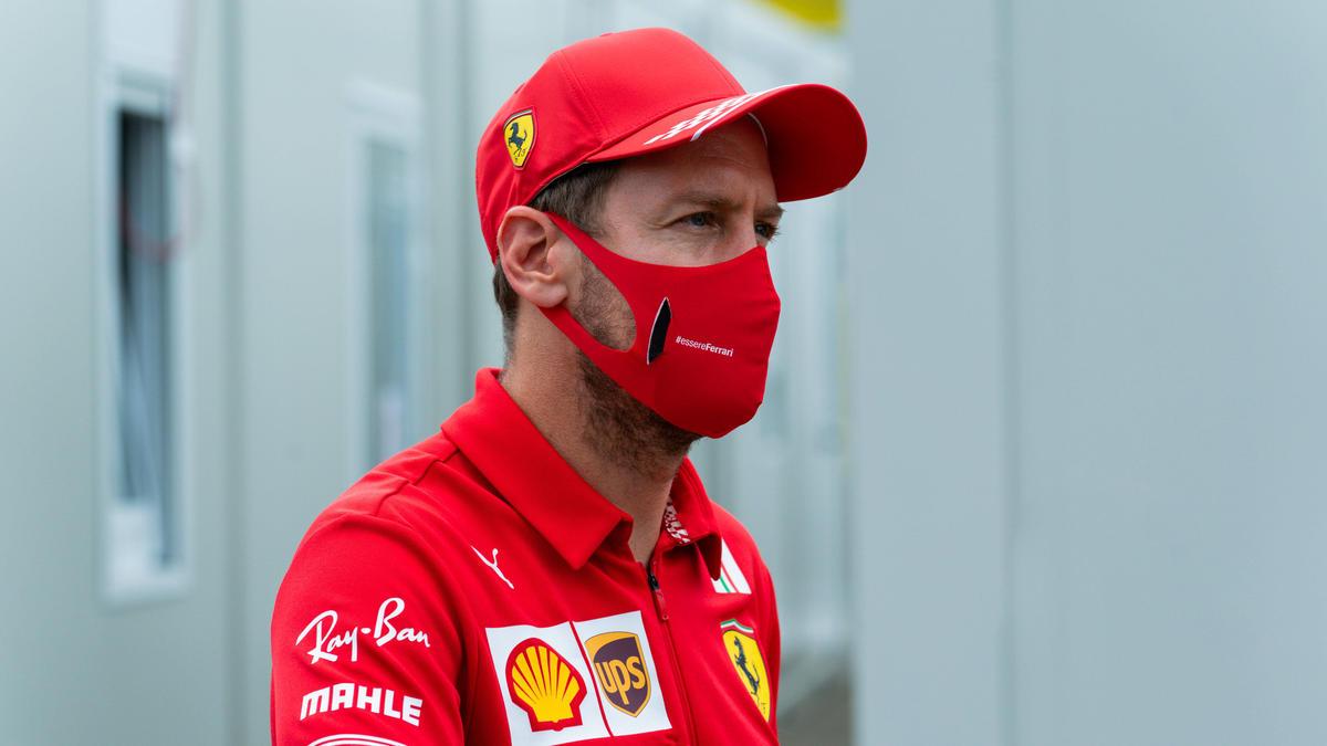 Sebastian Vettel verlässt Ferrari zum Jahresende