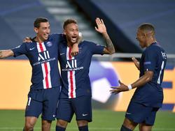 Di María, Neymar y Mbappé podrían salir del club.