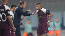 Mbappé kann gegen Leipzig spielen