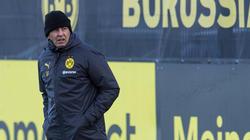 Lucien Favre will mit seinem BVB in Brügge unbedingt gewinnen