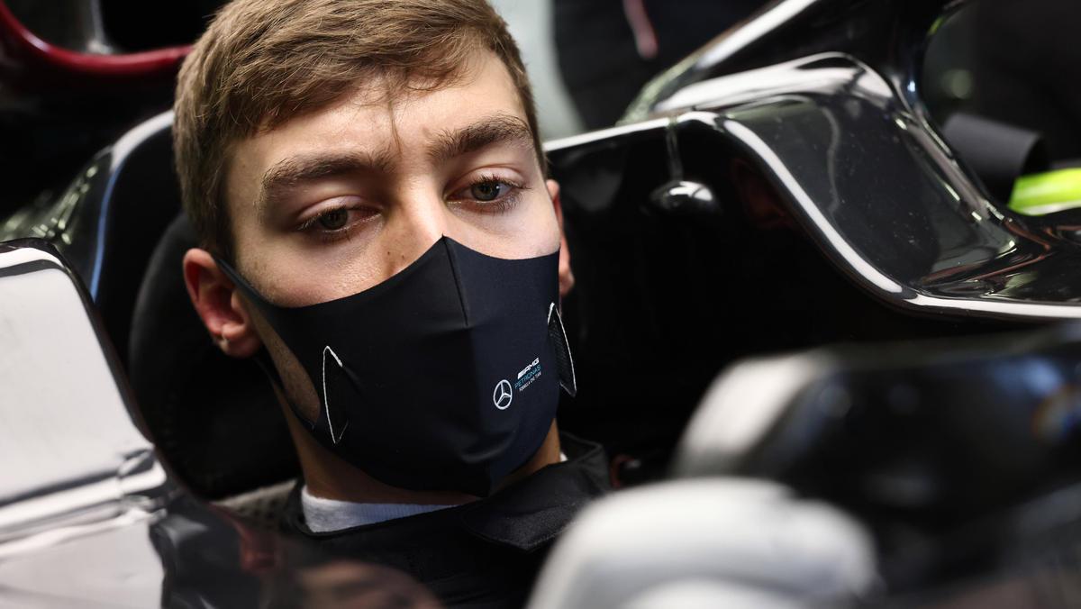 George Russell vertritt in Bahrain Lewis Hamilton