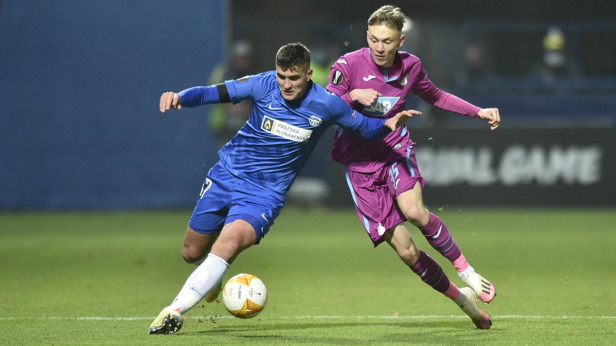 Die TSG Hoffenheim steht in der K.o.-Runde der Europa League
