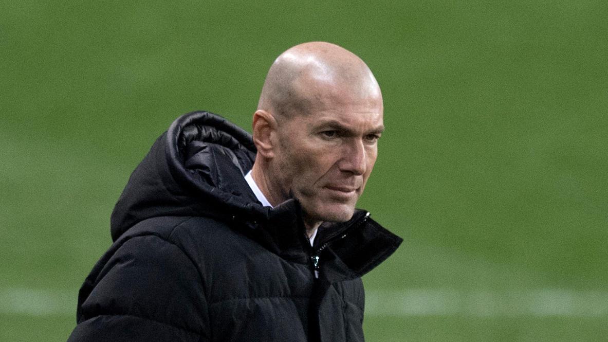 Real Madrid: Trainer Zidane positiv auf Corona getestet