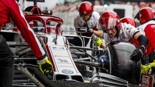 Die Formel 1 wird in diesem Jahr nicht in Europa testen