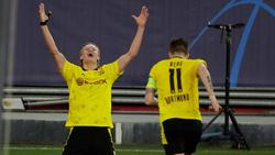 Borussia Dortmund hat mit dem 3:2 in Sevilla gut vorgelegt
