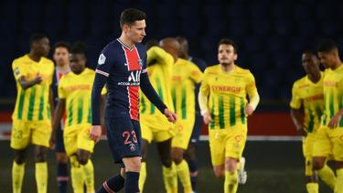 Traf zum zwischenzeitlichen 1:0 für PSG: Julian Draxler