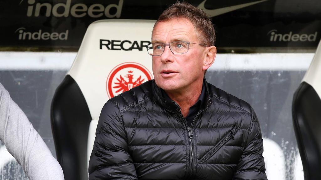Rangnick wird nicht bei Eintracht Frankfurt anfangen