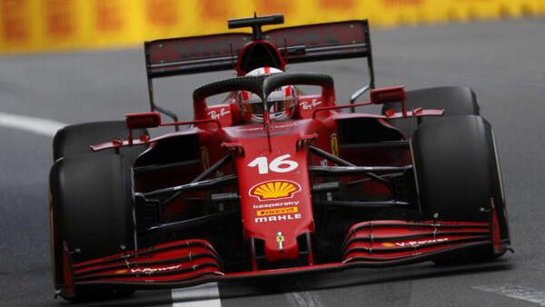 Mit der dritten Poleposition in Folge rechnet man bei Ferrari nicht
