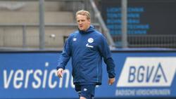 Mike Büskens ist Assistenztrainer beim FC Schalke 04