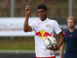 Bernardo wechselt von RB Brasil nach Salzburg