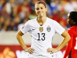 Alex Morgan. (Foto: Getty)
