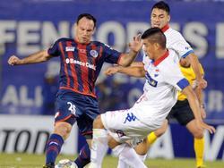 Zwischen Club Nacional und San Lorenzo ging es zur Sache