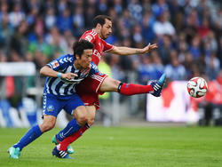 Kampf um die Bundesliga