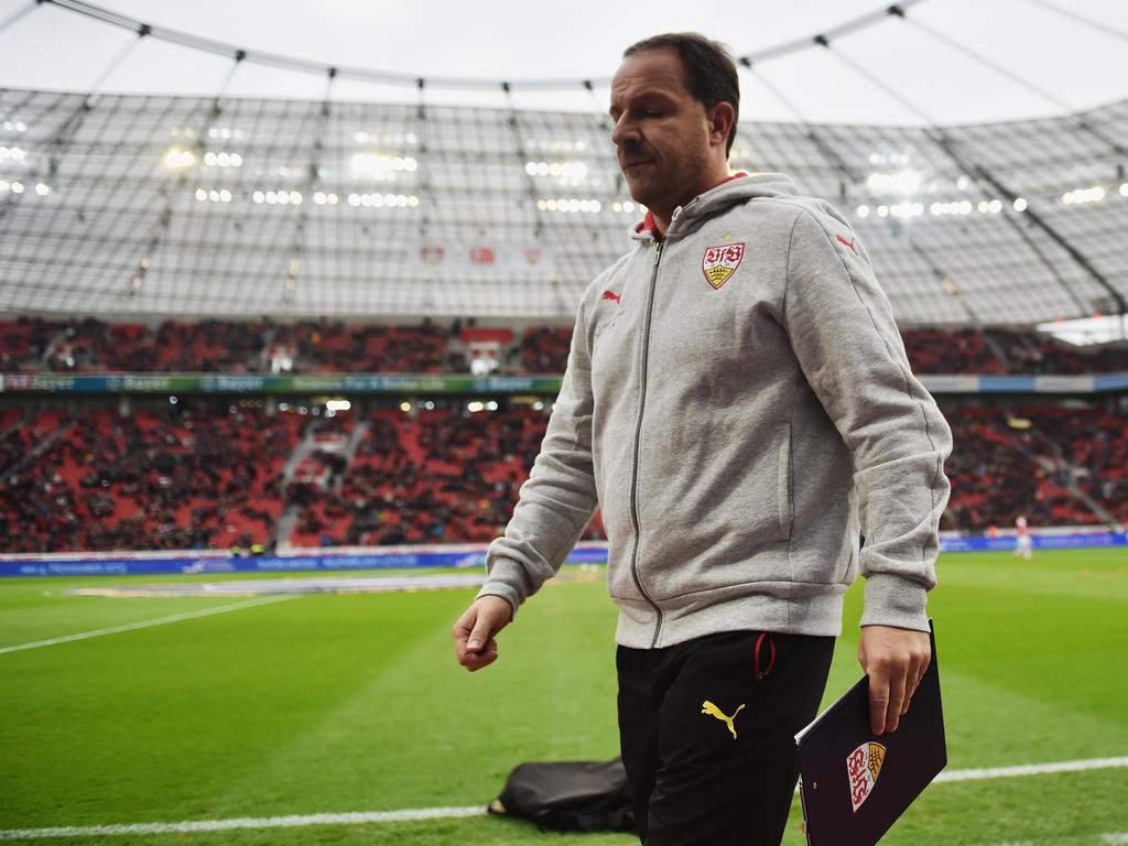 Alexander Zorniger will die Bayern vor Probleme stellen