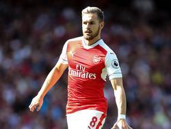 Ramsey anotó el último tanto de los suyos en el Emirates. (Foto: Getty)